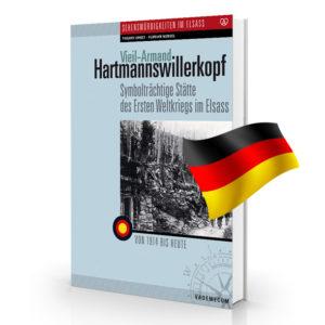 Hartmannwillerkopf (couv) DE + drapeau