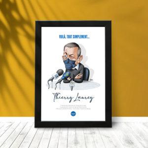 Laurey Thierry (poster encadré)